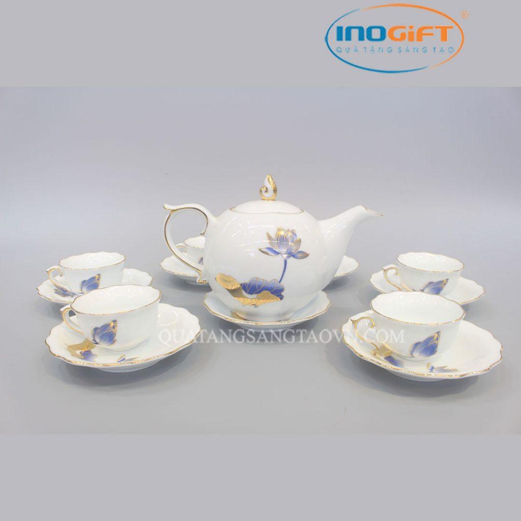 Thưởng trà từ xưa đã là nét văn hóa đẹp của người Việt