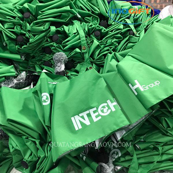 Inogift cung cấp đa dạng sản phẩm ô dù cầm tay in logo cho quý khách hàng lựa chọn